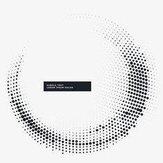 Circular white background with dots Free Vector Dots Design, Pattern Design, Circle Design, Logo Circulaire, Photoshop, Icon Set, Dot Logo, Dots Free, Emoticon