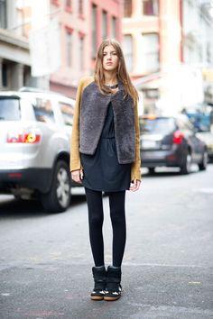 New York Street Style W I N T E R 2013 On Pinterest New York Fashion Street Styles And Jason Wu