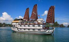 Paloma cruise - Halong bay tours