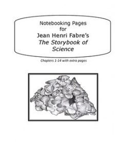 The Storybook of Science Notebook Pages