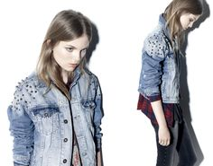 Spikes & Studs - FW 2012 - Check out the rest of the photos at www.pullandbear.com