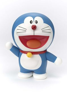 New Figuarts Zero Doraemon Figure Bandai Tamashii Nations From Japan Doraemon Wallpapers, Cute Cartoon Wallpapers, Doremon Cartoon, Takashi Murakami, Clay Design, Kawaii, Animated Cartoons, Japan, Designer Toys