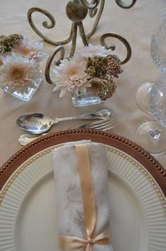 Change the Setting by Cecile's Flowers and Events   / 3