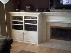 cabinets beside fireplace. question about cabinets/shelving next to fireplace pics - home decorating \u0026 design forum cabinets beside