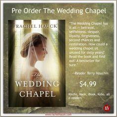 Pre-Order The Wedding Chapel