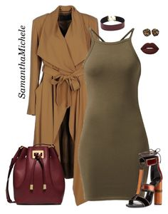 """Untitled #333"" by samanthamichele ❤ liked on Polyvore featuring Plein Sud, Lime Crime, Tom Ford and Michael Kors"
