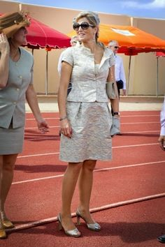 MYROYALS &HOLLYWOOD FASHİON: King Willem-Alexander and Queen Maxima Visit Aruba - Day 2