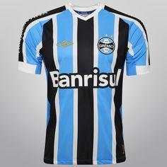 30a0ce6673 Camisa Umbro Grêmio I 2015 s nº