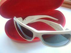 Valentino Designer Sunglasses in Original Red by LincaraVintage