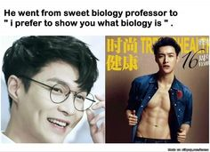 OMG...Lay! I'm sorry, I just cracked up when I read the joke...PFFT - I'm kind of like, resistant towards these pictures lol