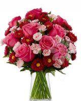 růže - rozvoz květin