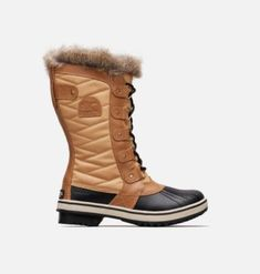 90b92e114c2b Size 9 - The SOREL Women s Tofino II is a waterproof boot featuring a  coated canvas