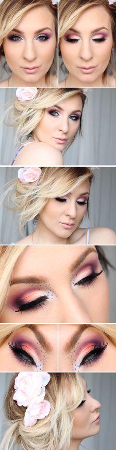 Dagens makeup – Colo