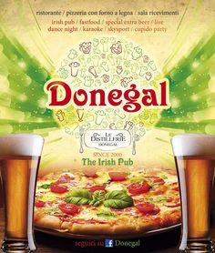 #donegal #pizza #birra #cagliari