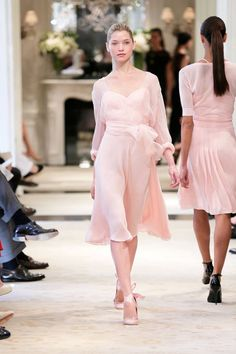 Ralph Lauren Resort runway 2014