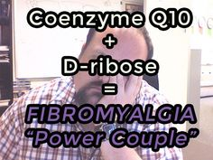 """Power Couple"" for Fibromyalgia: Energize with Coenzyme Q10 and D-ribose"