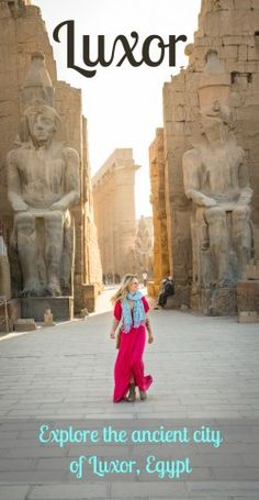 Guide to Luxor, Egypt by Wandering Wheatleys