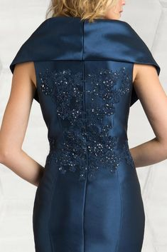 Feriani Couture 18578 Fall 2017 evening mother of the bride dress. - Mother of the Bride Dresses - Feriani Couture 18578 Fall 2017 evening mother of the bride dress. - Evening Dresses - Feriani Couture 18578 Fall 2017 evening mother of the bride dress. Mother Of Bride Outfits, Mother Of The Bride Gown, Gowns For Girls, Formal Dresses For Women, Couture Dresses, Fashion Dresses, Long Plaid Skirt, Special Occasion Outfits, Mom Dress