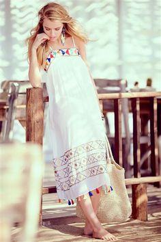 Everything but Water bohemian dress