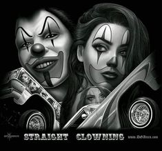 Maybe a mix of his arched eyebrows and her eye spikes Tattoo Studio, Pictures With Meaning, Aztecas Art, David Gonzalez, Chicano Love, Latino Art, Prison Art, Lowrider Art, Chicano Tattoos