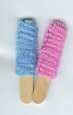 Popsicle SWAP and looks easy enough for our Daisy girls to make:)