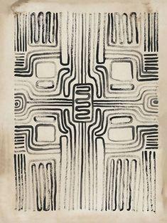 30 x 40 Tribal Pattern I (IBG)