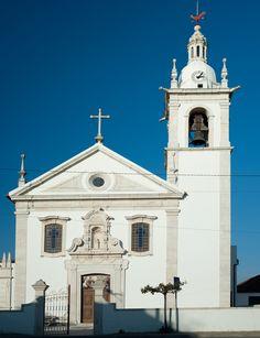 Igreja Matriz da Mamarrosa
