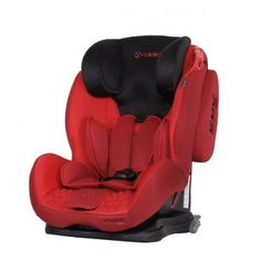 Scaun auto VIVARO cu ISOFIX Red Coletto