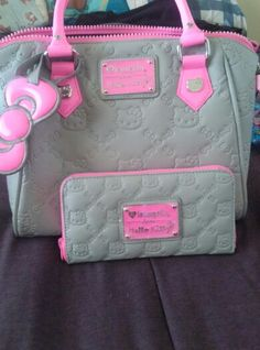 60af038a742c My Hello Kitty Loungefly purse set  2 Hello Kitty Purse