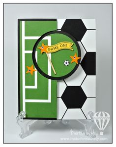 Inch of Creativity: Simply Sports #stampinup #simplysports #inchofcreativity