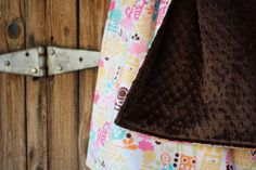 Minky Blanket Tutorial #michaellevine http://www.lowpricefabric.com/c-239-minky.aspx