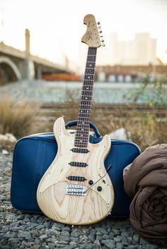 Perri Ink. Guitars - Gypsy Custom