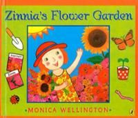 Zinnia plants a garden, eagerly waits for the plants to grow, sells the beautiful flowers, then gathers seeds to plant the following year. Includes instructions for growing your own flowers.