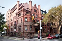 Mansion, Brooklyn Heights, New York. #house