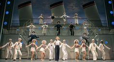 Anything Goes was my first musical at the Palace Theatre in Cleveland Ohio.