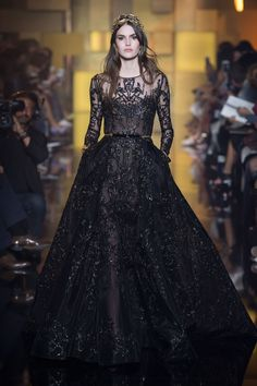 new ideas for wedding dress elie saab bridal collection couture 2015 Ellie Saab, Elie Saab Bridal, Elie Saab Couture, Fashion Week, Runway Fashion, Fashion Show, Paris Fashion, Fashion Fashion, Fashion Decor