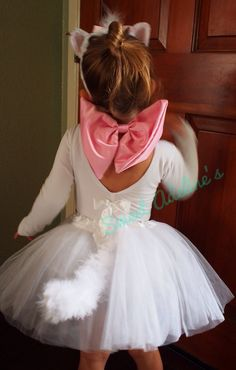 Hey, I found this really awesome Etsy listing at https://www.etsy.com/listing/188907109/aristocats-marie-tutu-costume-with