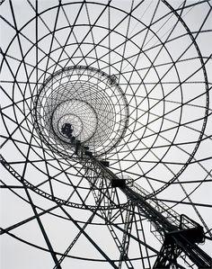 // Schuchow / Radioturm / Moskau
