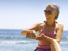 Ways to beat the heat for older people