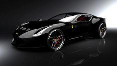 Ferrari 612 GTO Lyonheart To Manufacture 250 'K' Luxury Sports Cars Including Convertible BMW Ferrari 612, Ferrari Racing, Ferrari Auto, Ferrari Watch, Audi Cars, Luxury Sports Cars, Maserati, Supercars, Sexy Autos