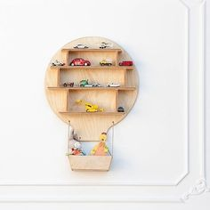 Airship shelf Design nursery decor