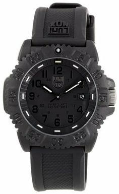 Luminox Evo Navy Seal Blackout Mens Watch 3051.BLACKOUT  http://dedeuhren.com/luminox-evo-navy-seal-blackout-mens-watch-3051-blackout/