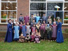 Mr Halma School viert 100 jarig bestaan