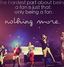 this breaks me.. to me, you are everything, but to you? well im just another fan..
