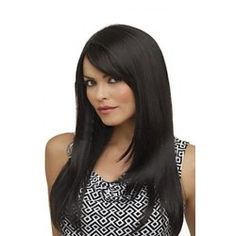 SHARE & Get it FREE | Fashion Side Bang Charming Long Natural Straight Black Heat Resistant Synthetic Capless Wig For WomenFor Fashion Lovers only:80,000+ Items • FREE SHIPPING Join Nastydress: Get YOUR $50 NOW!