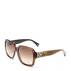 Shop designer sunglasses from Coach at Coach.com
