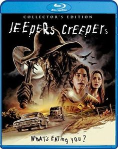 Justin Long & Gina Philips & Victor Salva-Jeepers Creepers