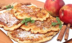 My Fitness Hut: Build Muscle Burn Fat Boost Metabolism Lose Weight: Fat Burning Apple Oatmeal Pancakes Healthy Breakfast Recipes, Healthy Eating, Healthy Recipes, Healthy Food, Healthy Breakfasts, Yummy Recipes, Healthy Life, Apple Oatmeal, Oatmeal Pancakes