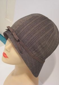 Cloche hat sewing pattern | see my profile www.flickr.com/pe… | Flickr