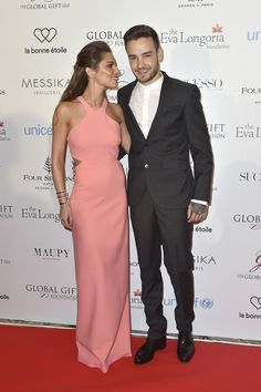 Liam Payne and Cheryl Make Their Red Carpet Debut as a Couple in Paris